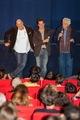 John Simenon, Laurent Gerra et Bertrand Tavernier