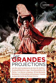 Grandes Projections (Affiche)