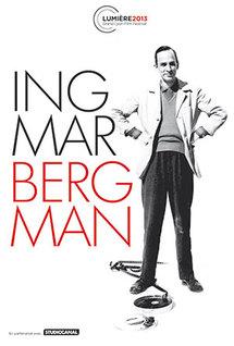Ingmar Bergman (Affiche)
