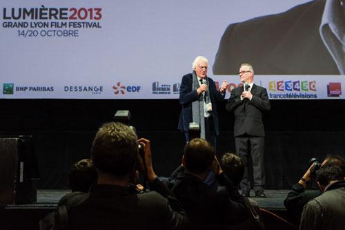 Bertrand Tavernier & Thierry Frémaux