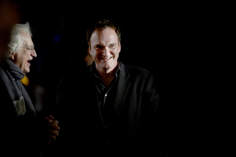 Bertrand Tavernier & Quentin Tarantino