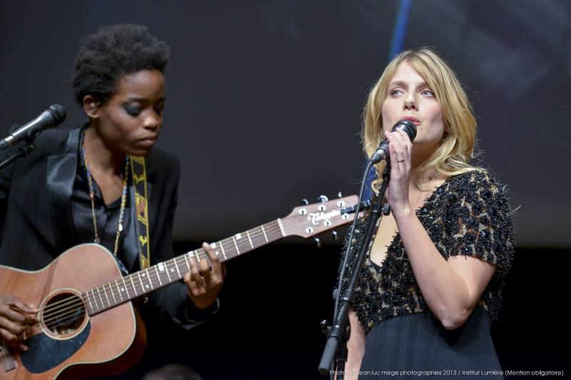 Irma et Mélanie Laurent
